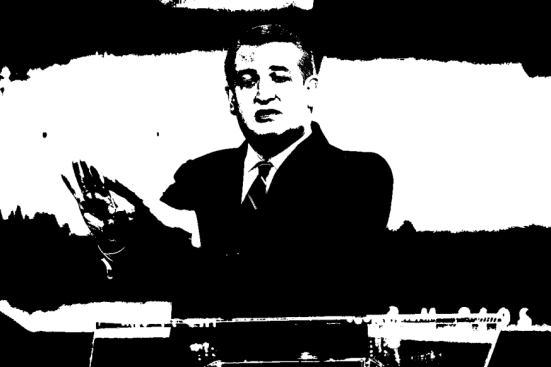 Cruz debating
