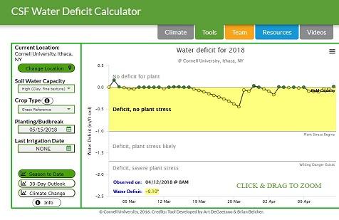 CSF-water-deficit-calculator