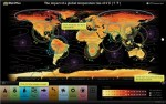 Visualization: If Global Temperature Rises by 4 °C