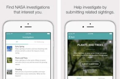 Mobile-app-ISeeChange