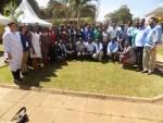 TROP ICSU Workshop for teachers at Uganda, Africa