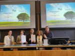 MoU signed between IUBS and WMO for collaboration on climate change education