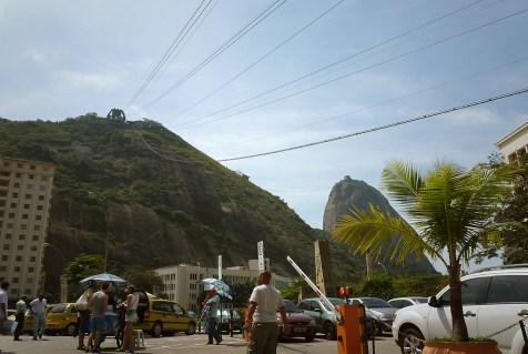 Rio to nie tylko Jezus. To też Głowa Cukru...