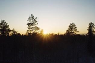 ...zachody słońca.