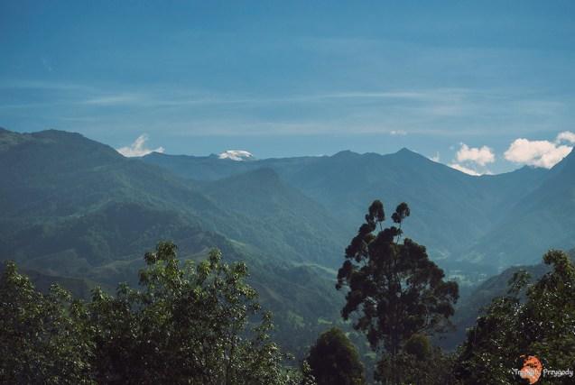 Góry dookoła Salento...