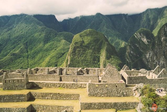 Machu Picchu zwiedzanie
