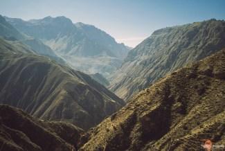 Trekking w Kanionie Colca, fot. K. Wudniak