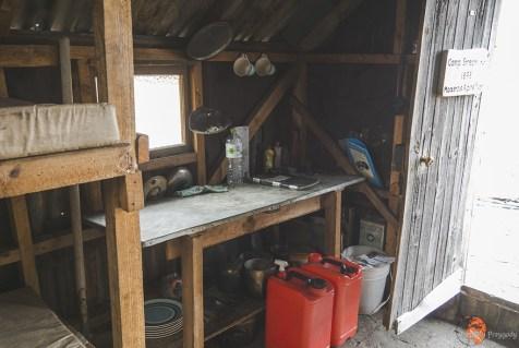 Camp Stream Hut