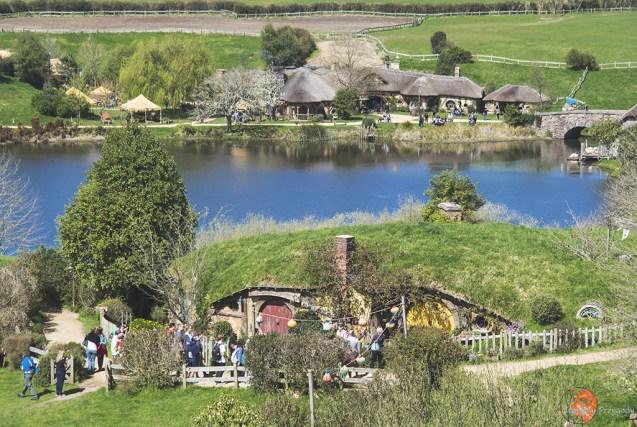 Hobbiton Nowa Zelandia