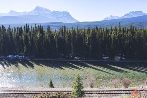 Banff Góry Skaliste