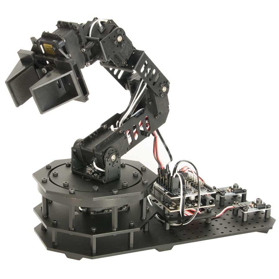 Controllers Robotic Types