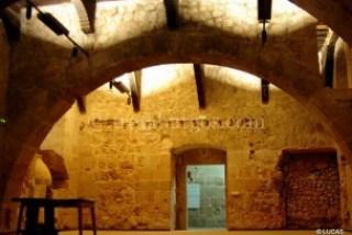 Cilla (granero) del Monasterio