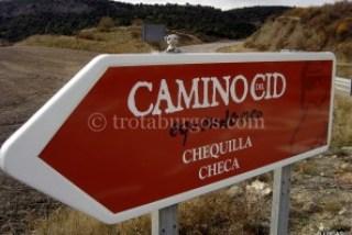 CARTEL INDICATIVO DEL CAMINO.