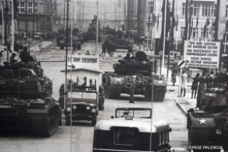 CHECKPOINT CHARLIE, AYER