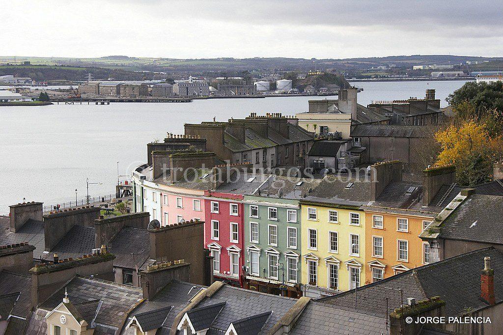 Irlanda d a 4 cobs youghal ardmore for Oficina de turismo de irlanda