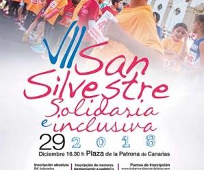 VII SAN SILVESTRE SOLIDARIA E INCLUSIVA CANDELARIA 2018