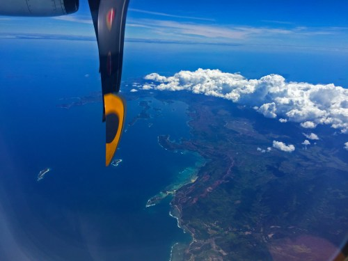 Airplane view - El Nido - Palawan - Philippines