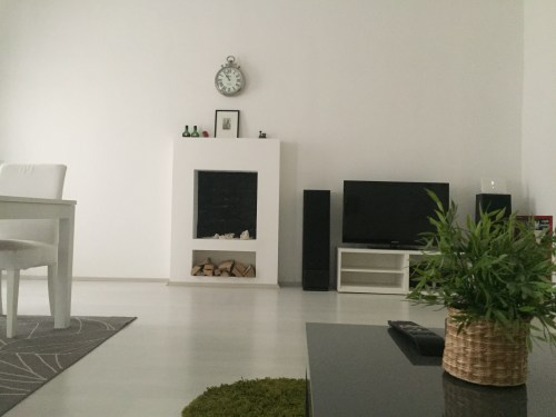 airbnb living room budapest