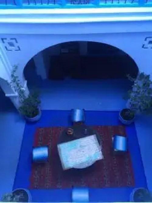 chefchaouen - morocco - chaouen - hotel - dar dadicilef