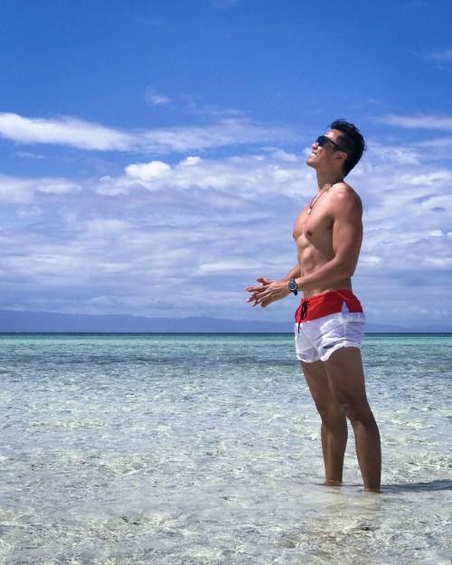 virgin island bohol island hopping philippines