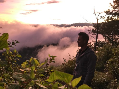 sunrise at mount kiltepan