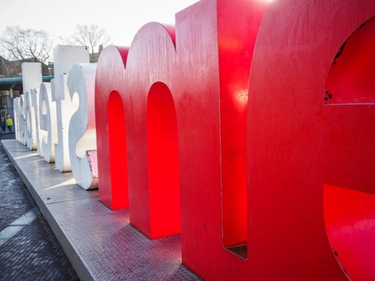 lettres Amsterdam