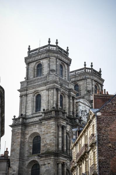 Rennes cathédrale St Pierre bretagne