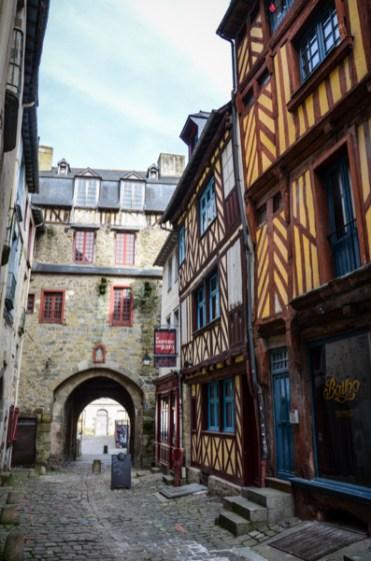 Rennes portes mordelaises bretagne