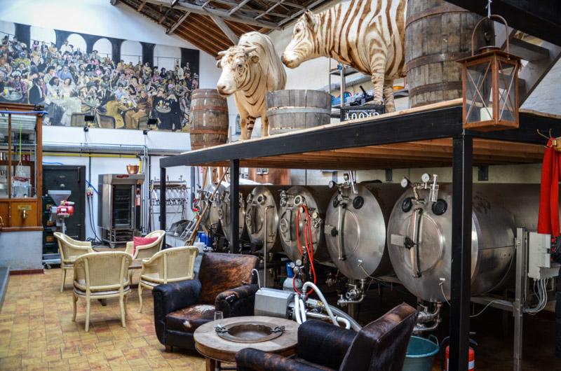 Gand belgique blog voyage trotteurs addict brasserie Gruut
