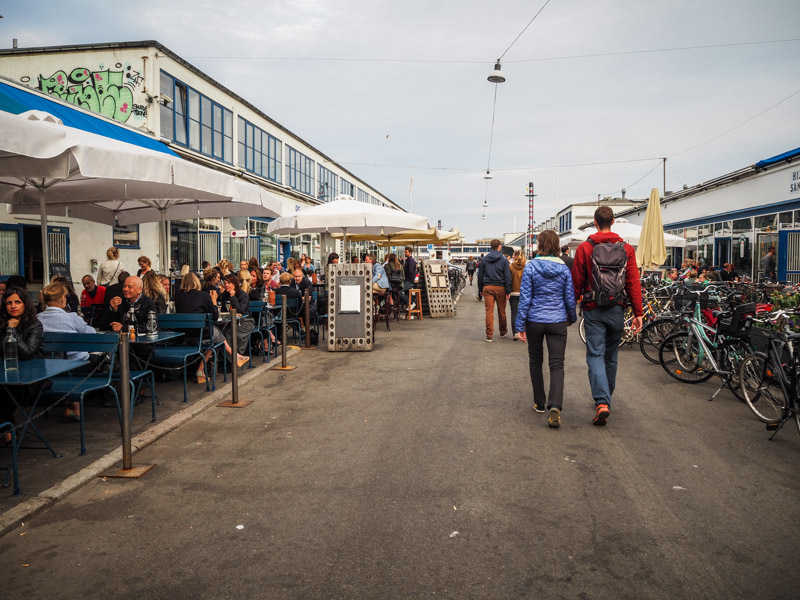 Copenhague Danemark Vesterbro trotteurs addict blog voyage