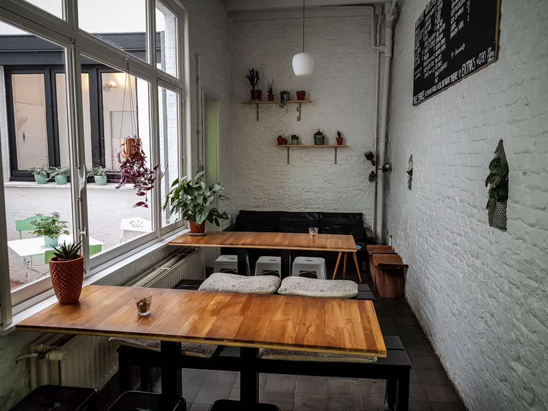 Bruges belgique adresse gourmande Vero Caffe