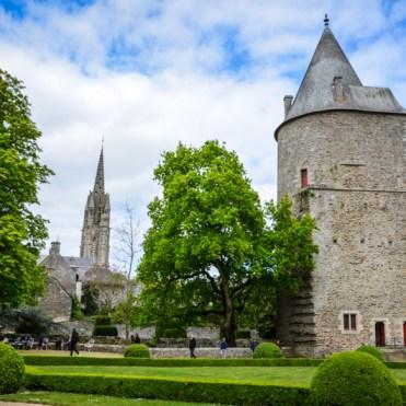 Josselin château morbihan broceliande trotteurs addict blog voyage