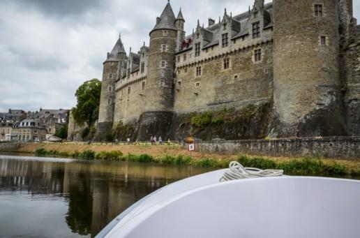 Josselin château Oust morbihan broceliande trotteurs addict blog voyage