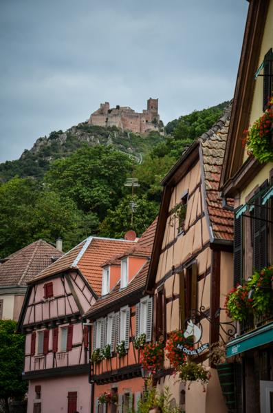 ribeauville village alsace blog voyage