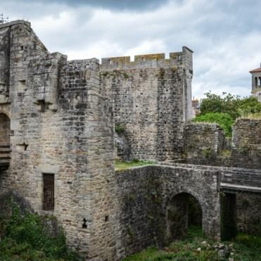 rempart chateau clisson