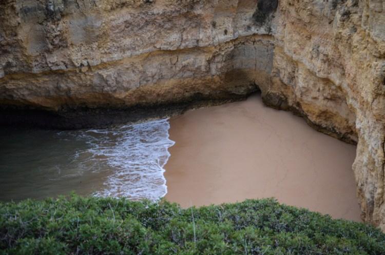 plage cala portugal algarve