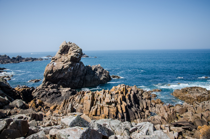 rochers insolites plougasnou