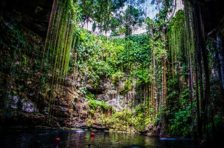 cenote mexique