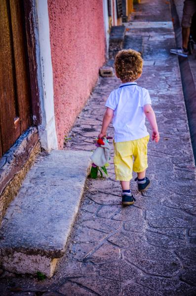 voyager avec enfant mexique