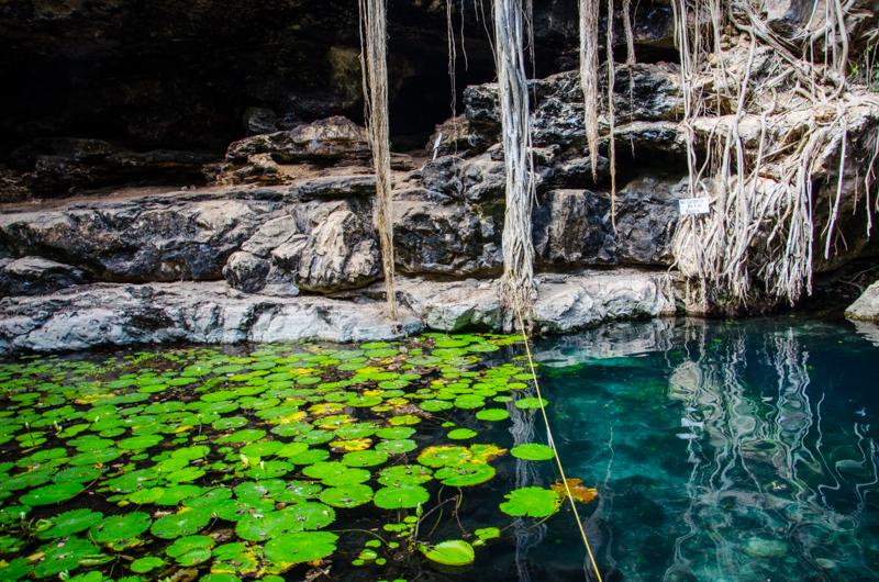 cenote x batun mexique