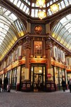 leadenhall market Londres