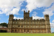 Highclere Castle UK