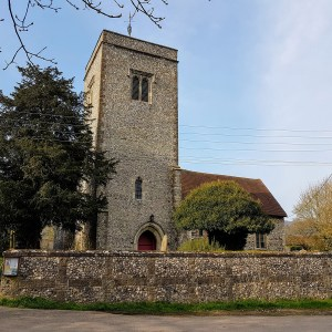 St Peter & St Paul Church, Trottiscliffe