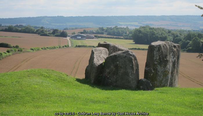 Coldrum Long barrow - Trottiscliffe