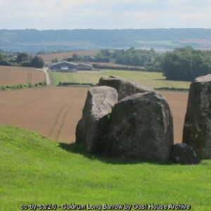 Coldrum Long barrow - Trottiscliffe