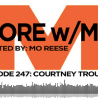 Courtney Trouble Talks Porn on the More With Mo Podcast