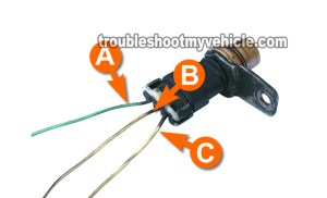 Part 1 How to Test the Crank Sensor (GM 43L, 50L, 57L)