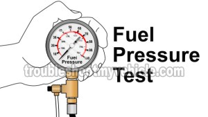 Part 1 How to Test the Fuel Pump No Start Test (Ford 4