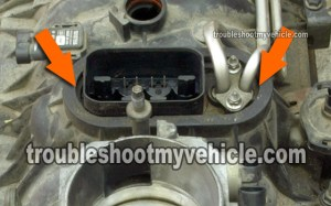 Part 1 Rough Idle After Replacing 'Spider' Injector or Fuel Pressure Regulator
