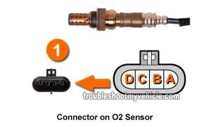 Part 1 P0135, P0155 Upstream O2 Sensor Test (19992002